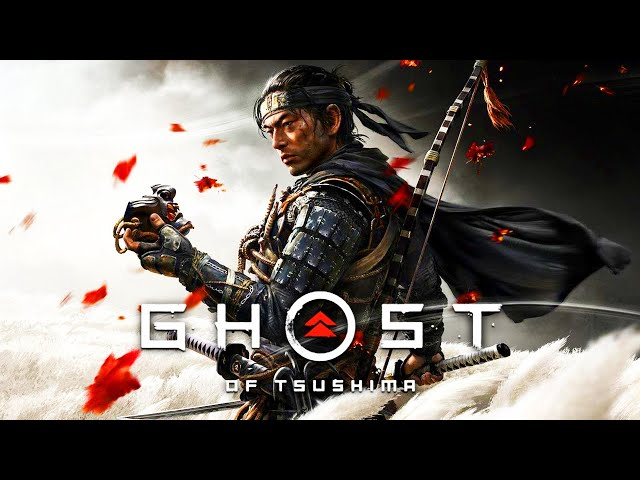 GHOST OF TSUSHIMA All Cutscenes (Game Movie) PS4 PRO 1080p HD