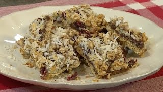 Lightened Up 7-layer Bars