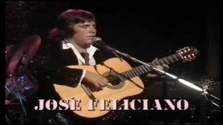 I Wanna be Where You Are - live 1982 Jose Feliciano