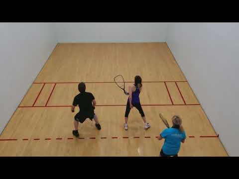 2017 NMRA Steve Watts and Shari Coplen versus Gil Cepeda and Cindy Gilbert game 2