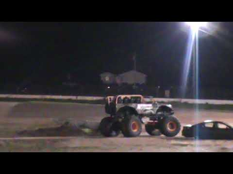 All American Monster Truck Tour - Webslinger Ride Truck