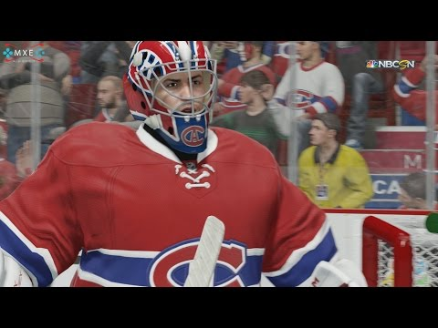 NHL 16 – Shootout Mode Gameplay: Winnipeg Jets v Montreal Canadiens [1080p 60FPS HD]