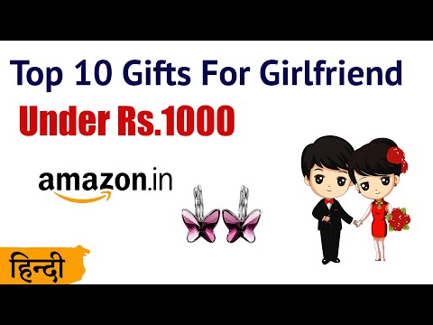 Top 10 Gifts For Girlfriend Under 1000 Rs (2020) || Best Gift For GF Under 1000 Rs