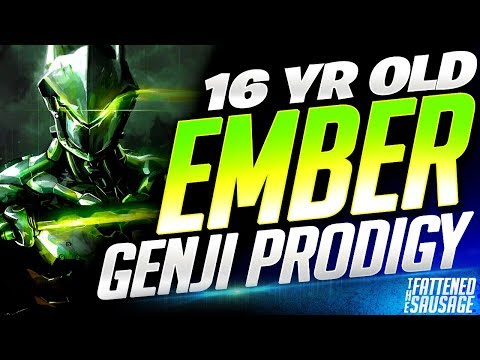 Remember Ember? THIS IS HOW 𝙄𝙉𝙎𝘼𝙉𝙀 HE IS NOW! | Overwatch