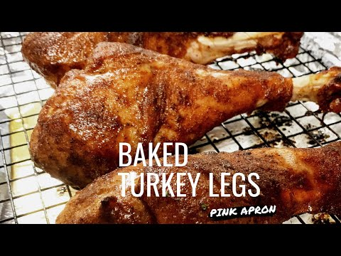 How To Bake Turkey Legs