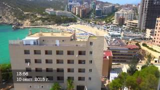 Апартаменты с двумя спальнями в Испании, пляж La Cala. Недвижимость в Испании на побережье моря