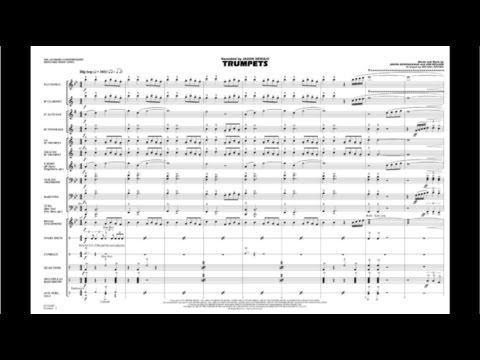 Trumpets arranged by Michael Brown