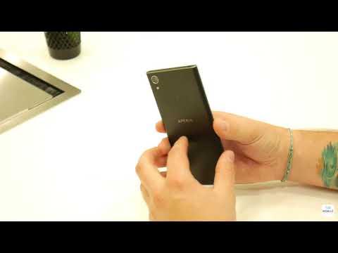 Знакомство с Sony Xperia XA1 Plus