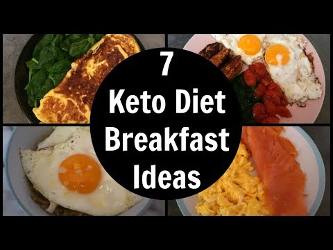7 Keto Diet Breakfast Ideas | Easy Low Carb Breakfast Recipes