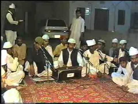 Hazri PP -S zat sifat se - Miran Bhik-Han Allah Ditta qawwal.