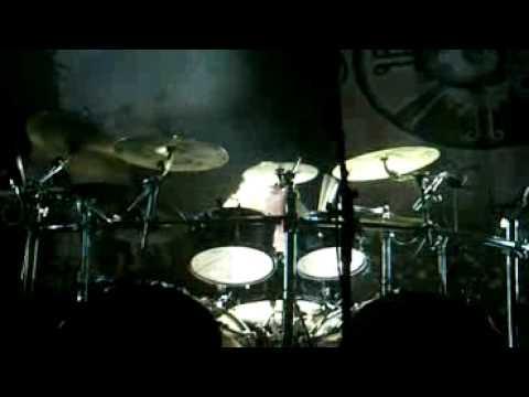 Ariën Van Weesenbeek (Epica) - Drums Solo (Barcelona)