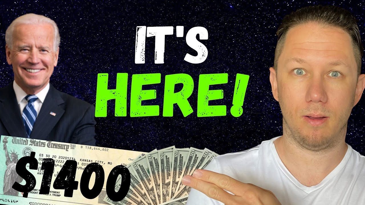 THIRD STIMULUS CHECK BILL IS HERE! $1400 Third Stimulus Check Update - download from YouTube for free