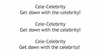 Jedward - Celebrity (Lyric Video) HQ