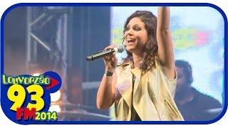 Aline Barros - LOUVORZÃO 2014 - Ressuscita-me/Nada Além Do Sangue (Vídeo Oficial)