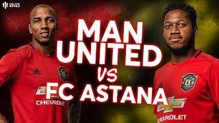 MAN UTD vs FC ASTANA Europa League Preview