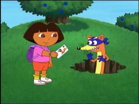 Dora the Explorer: A Letter for Swiper   YouTube
