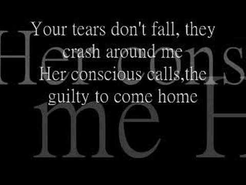 Bullet For My Valentine Tears Donu0027t Fall [lyrics]   YouTube