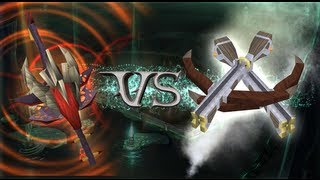 (HD) Chaotic Crossbows vs Royal Crossbow : Runesperiment 4