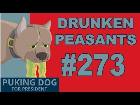 Mike Pence's Non-Answer - Pokemon Hotline - Steve Shives Insanity - Drunken Peasants #273