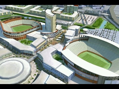 Oakland Coliseum City : A 1,000 Room Hotel Complex Can Work