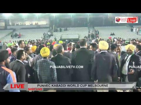 Punvec World Kabaddi Cup Australia