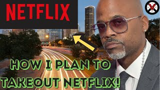 Dame Dash On His Plan To TAKE ON Netflix & Other Streaming Platfroms With The Dame Dash Network!