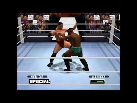WWF NO MERCY 2K17 V1  FINISHERS