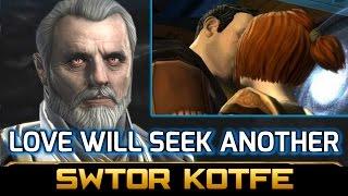 SWTOR KOTFE ► Emperor Valkorion: Jedi Knight & Kira Carsen Romance (Chapter 2)