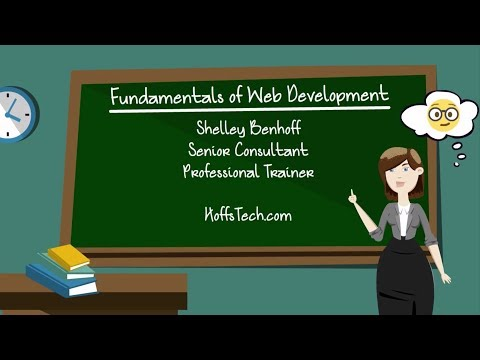 The Fundamentals Of Web Development: Introduction