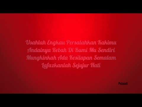 Lirik Nawaitu - Rabbani