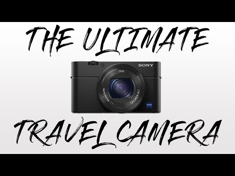 THE BEST TRAVEL CAMERA 2018 | SONY RX100 V REVIEW!