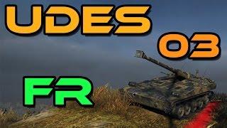 World of Tanks     Gameplay commenté FR    UDES 03   Carélie   9.17
