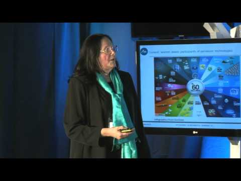 Are WOMEN excluded out of future opportunities in IT for STEM?   Regina Llopis   TEDxESADE