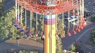 Windseek Riders Stuck For Hours In Charlotte Carowinds Theme Park Free Meals for All