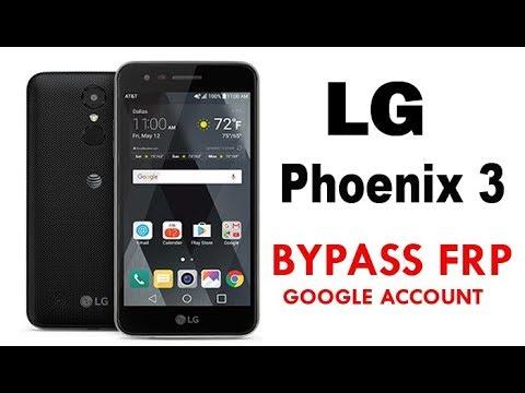 Bypass google account lg phoenix 3 / M150 /100% without PC