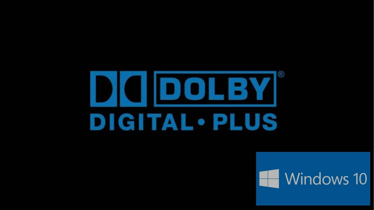 Dolby Home Theater V Not Working Windows