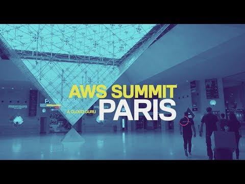 AWS Summit Paris - A Cloud Guru