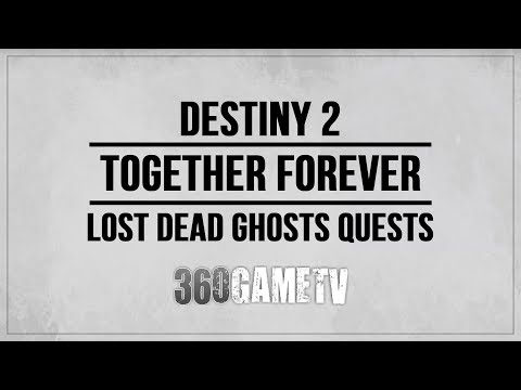 Destiny 2 Together Forever Dead Ghost Location Circles of Bones (Lost Dead Ghosts Quests)