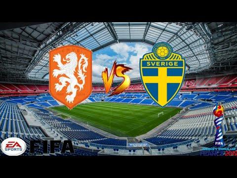 FIFA: Netherlands vs Sweden – Women's Word Cup France 2019 /Highlights & All Goals (SAMBARY LOVE)