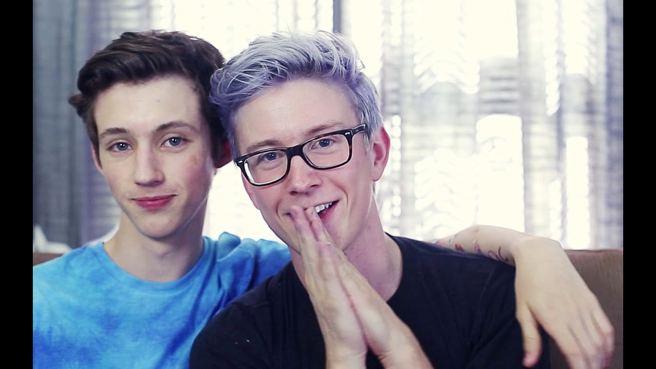 are troye sivan and tyler oakley dating