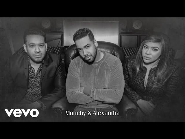 Romeo Santos, Monchy & Alexandra - Años Luz (Audio)
