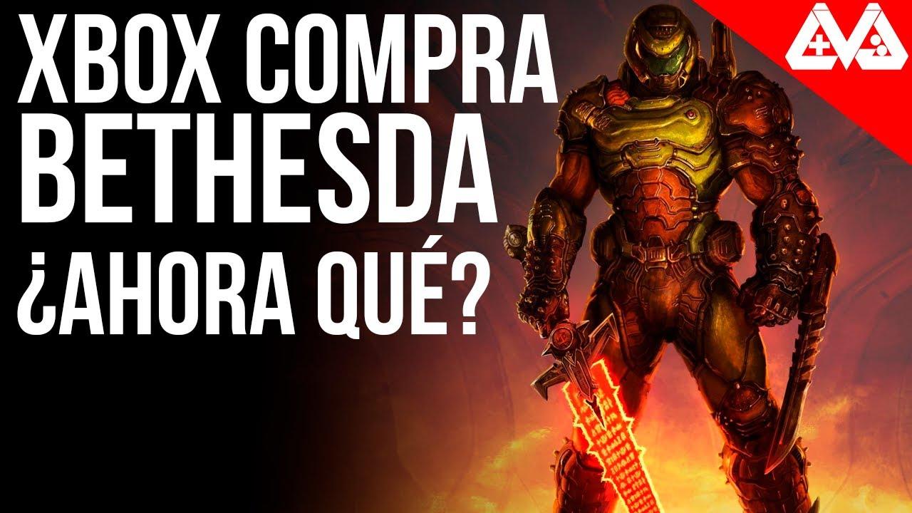 Xbox compra Bethesda | ¿Doom, TES y Fallout serán exclusivos? | CULTURA VJ