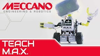 Meccano - Teach M.A.X.