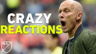 Soccer: A Game of Emotions | Funny Freakouts & Crazy Celebrations