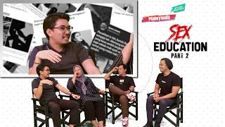 Malaynials: SEX EDUCATION PENTING? PART 2