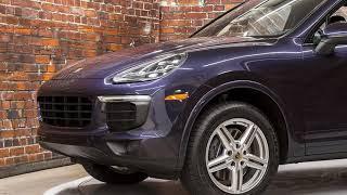 2017 Porsche Cayenne Platinum Edition - GA88808 - Exotic Cars of Houston