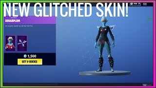 THIS SKIN IS GLITCHED! *NEW* SUGARPLUM SKIN! (NEW Season) Daily Item Shop - Fortnite Battle Royale!