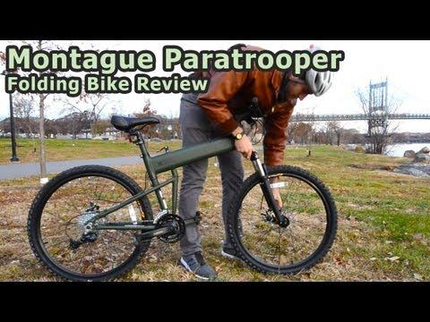 Montague Paratrooper Folding Bike Review