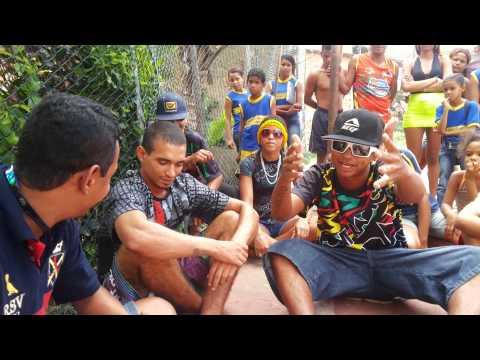 ATITUDE DE GAROTÃO,NSC e DJ Ricardo Roots trocando ideia.