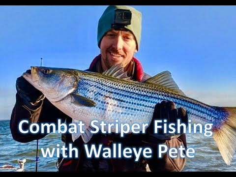 ROUGH WATER ROCKFISH With WALLEYE PETE